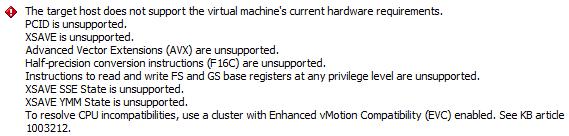 Manual EVC-like per VM configuration « TriathlonMike